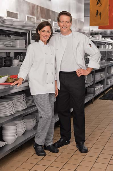 Attractive Affordable And Professional Kitchen Uniforms In
